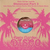 Various - Roots Garden Showcase Part 3 (Roots Garden) LP